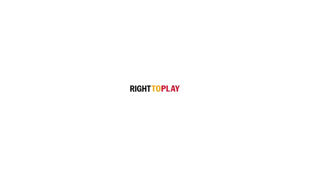 RIGHT TO PLAY SUPPORTS FEATHERS OF HOPE: A YOUTH-DRIVEN ACTION PLAN TO MAKE HOPE REAL